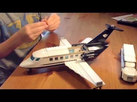 The Lego privet jet