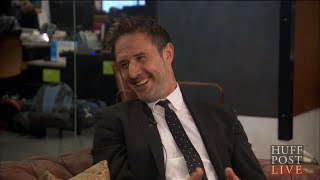 David Arquette Talks Family With Courteney Cox
