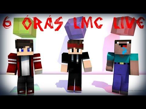 6 ÓRÁS LEGENDARYMC ! LIVE! ⚡