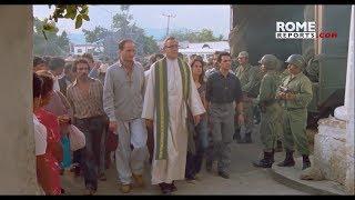 Remastered version of the Oscar Romero 1989 film