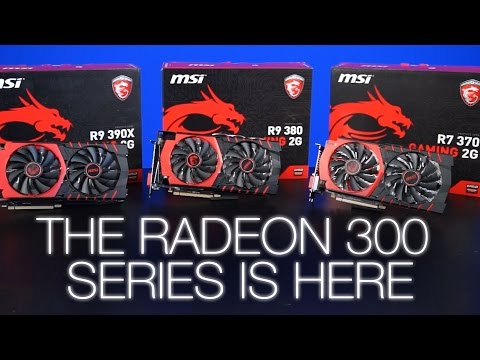 MSI Radeon R9 390X, 380, + 370 Twin Frozr Review
