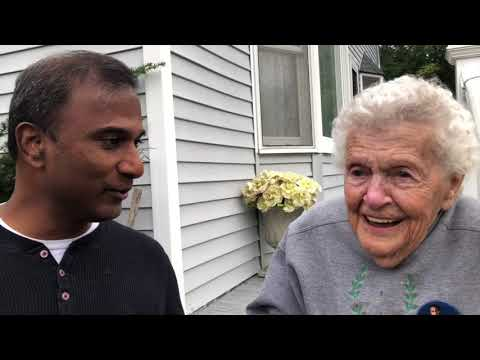 Dr. Shiva Ayyadurai Speaks With Dorothy from Haverhill, MA