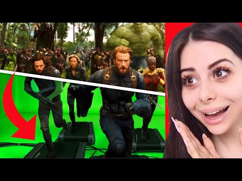 MOVIE STUNTS and SECRETS that will blow your mind !