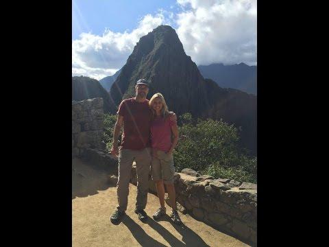 Peru; Salkantay Trek to Machu Picchu