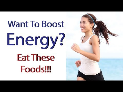 Foods to Eat for Boosting Energy Feeling tired? here are 10 energy-boosting foods!