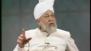 Claim of Prophethood by Promised Messiah(as) and hostilities from all quarters, Liqa Ma'al Arab #93