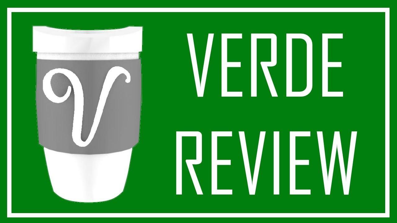 Working At Verde Cafe Roblox By Omgmlgturkeyl0ve Y T - roblox verde drink tutorial 2018