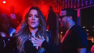 Keeping Up With The Kardashians - Lamar Crashes French Montana