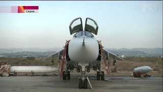 Боевые самолеты России в Сирии, Последствия бомбардировки ИГИЛ ВВС РОССИИ