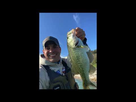 Canyon Lake April 2020 Fishing
