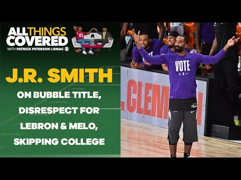 JR Smith Says Sam Dekker Only Teammate He's Disliked: 'Talking ...