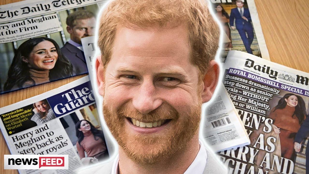 Prince Harry Makes Rare Appearance Amid Royal Drama!