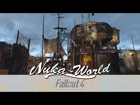 "Let's Play FALLOUT 4 - #103 ~ NUKA WORLD DLC #21 ~ ""RAIDER SETTLEMENTS!"" ~ Nederlands / Dutch"