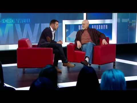 James Cromwell On George Stroumboulopoulos Tonight: INTERVIEW