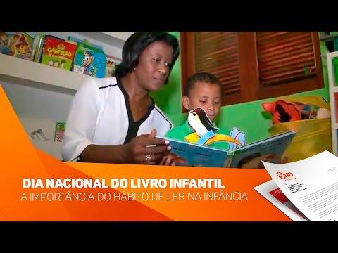 Dia Nacional do Livro Infantil - TV SOROCABA/SBT