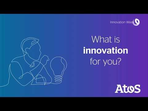 Atos Innovation Week 2020