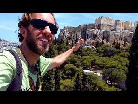 Greece Travel: How Expensive is ATHENS? & City Tour!