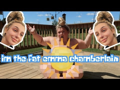 VLOGGING LIKE EMMA FOR A DAY | im the FAT emma chamberlain
