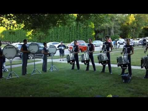 Blue Stars (July 9, 2016) Boylan Catholic High School (Show of Shows) Rockford, Illinois