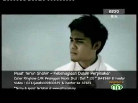 Shahir AF8 - Kebahagiaan Dalam Perpisahan (Official Video)