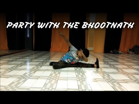 Party With The Bhoothnath Song (Official) | Bhoothnath Returns |Fredom Dance Studio| Choreography AS