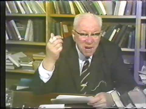 Professor William Barclay: Monologues: Part 1