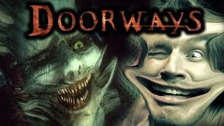 OCULUS RIFT SPOOKS! - Doorways: The Underworld - Part 1