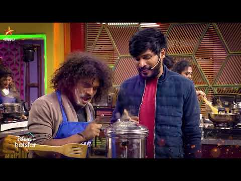 Download Cook With Comali Season 2 | 27th & 28th February 2021