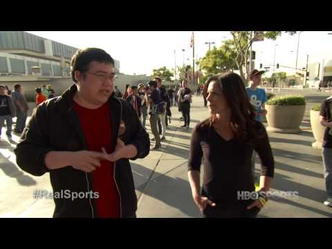eSports: Real Sports with Bryant Gumbel Clip (HBO)