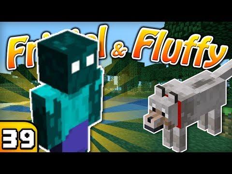 FRIGIEL & FLUFFY : L'AUTEL DÉMONIAQUE | Minecraft - S4 Ep.39