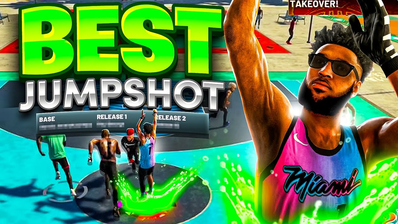 BEST JUMPSHOTS in NBA 2K21! HIGHEST GREEN WINDOW JUMPSHOT for EVERY BUILD/3PT RATING AFTER PATCH
