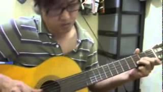 Pretty Boy   M2M   FingerStyle Guitar Solo