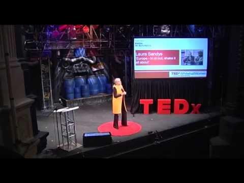 Laura Sandys' TED Talk on EU membership