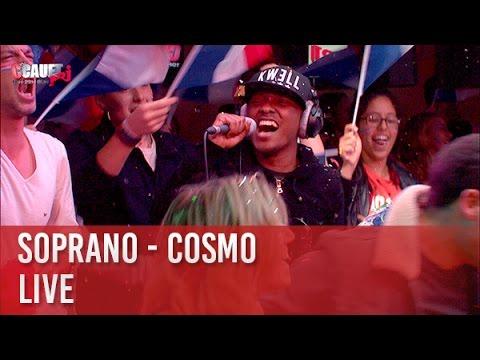 Soprano - Cosmo - Live - C'Cauet Sur NRJ