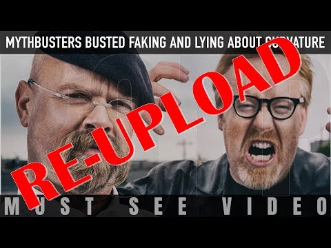Video Revealing Mythbusters Lying About Curvature Suppressed | FLAT EARTH thumbnail