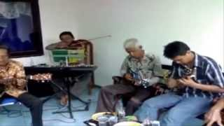 ETHNIC MUSIC Keroncong From Sidoarjo Indonesia