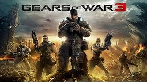 gears of war 3 all cutscenes hd game