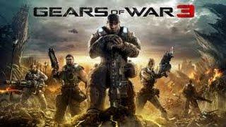 Gears of War 3 all cutscenes HD GAME