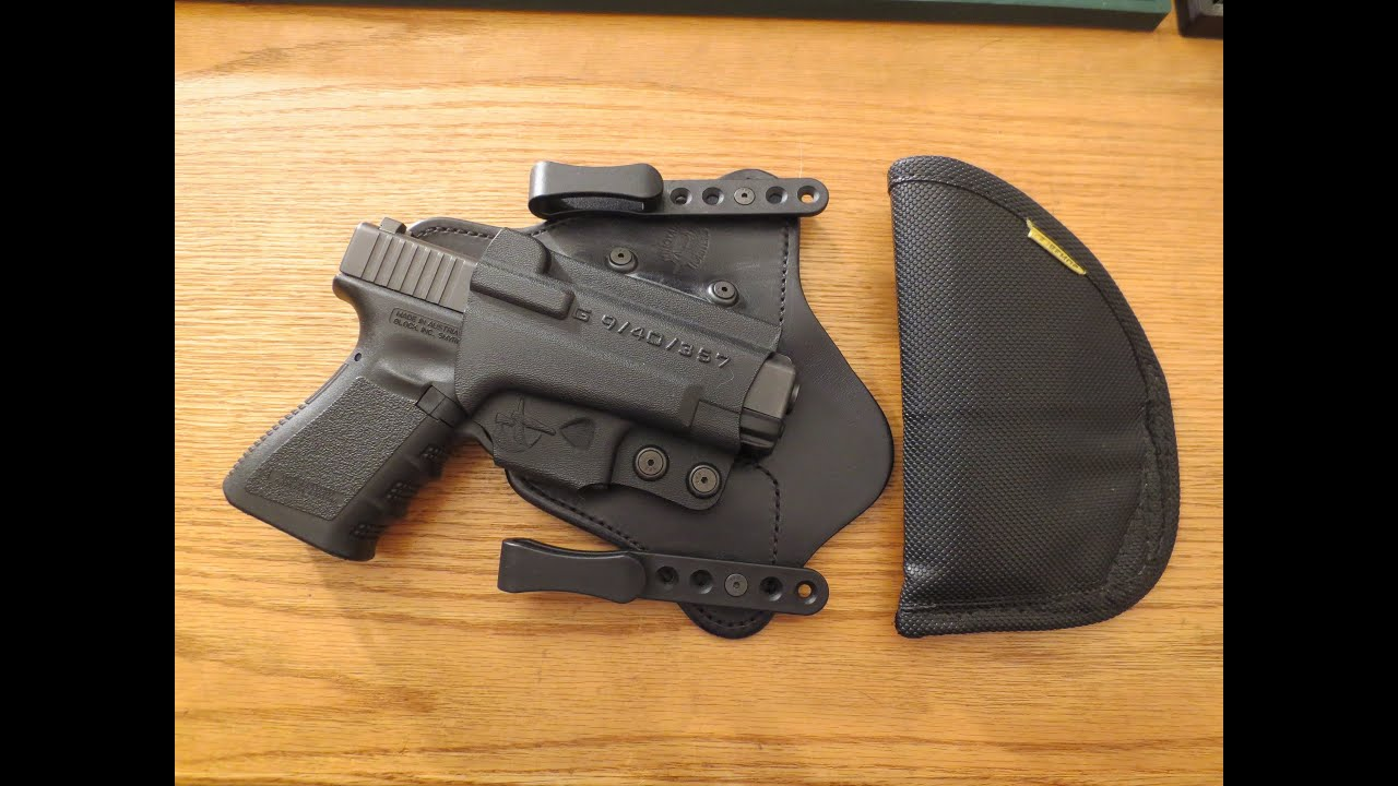 What Is The Best Concealed Carry Holster for Glock 19? 2017 ...