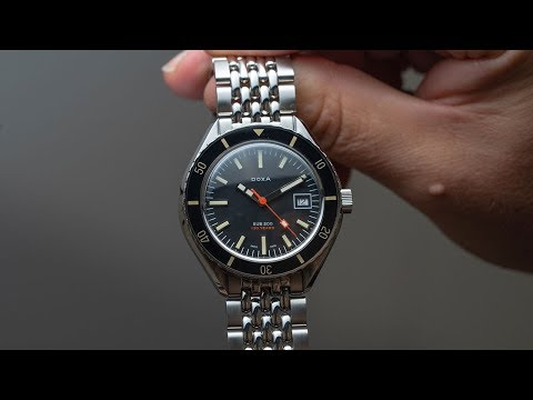 3 New Watches Under $3000 For Your First Good Watch, Feat. Doxa, Seiko And Casio