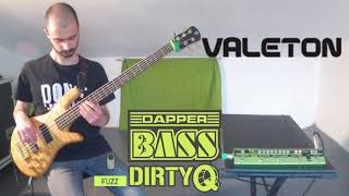 Valeton Dapper Bass - Demo by Angelo Paddeu