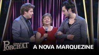 Tiago Iorc troca Marquezine por dona Mercedes em 'Amei Te Ver'