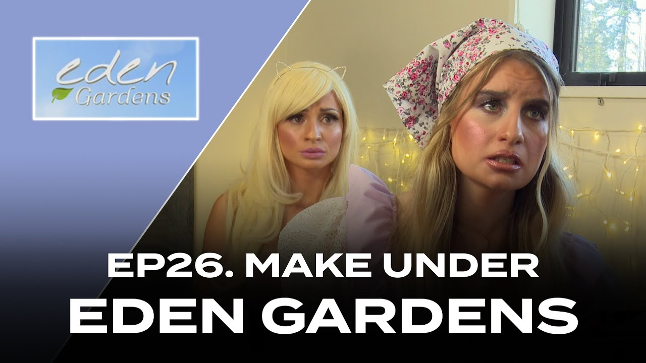 Eden Gardens - EP26. MAKE UNDER - Zac's 'friend' from the farm, Elizabeth receives a make under from Tayla - with Zac faced with the difficult decision of leaving with her or staying with the flatties.