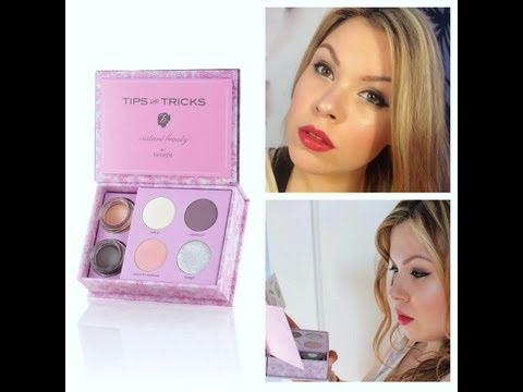 Review y Look con Benefit: World Famous Neutrals Sexiest Nudes Ever
