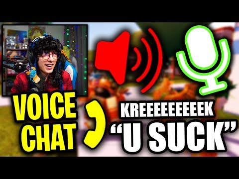TESTING ROBLOX VOICE CHAT... (How It Will Actually Be)   Roblox Jailbreak