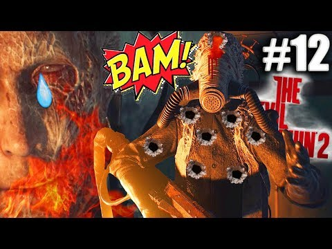 The Evil Within 2 - It's Gonna Take More Than That To Stop M- BAM (#12)