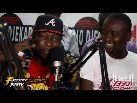 Mali Rap Freestyle Party avec Calibre 27, MDO Gang et Wizy Wozo #Radio_Djekafo