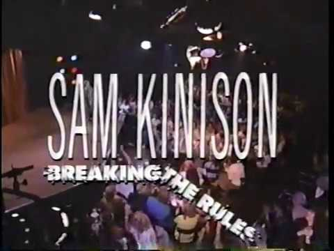 Sam Kinison  - Breaking The Rules - 1987