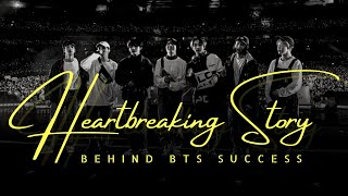 Download lagu Heartbreaking Story Behind BTS Success