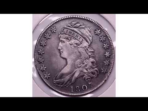 The History Of The Capped Bust Half Dollar